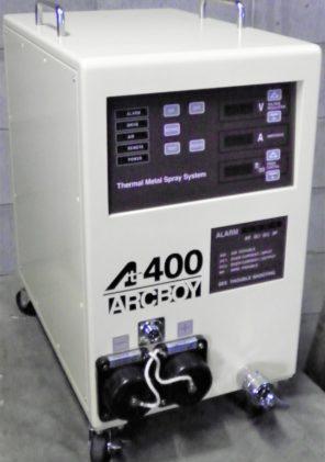 溶射機A400